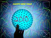Happy New Year Ball