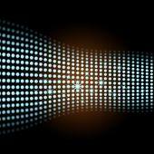 Light Squares Background Means Digital Illustration Or Graphic D