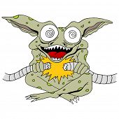 An image of a gremlin.