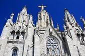 Church of the Sacred Heart of Jesus, Tibidabo