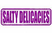 Salty Delicacies