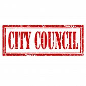 City Council-stamp