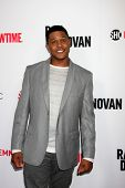LOS ANGELES - APR 28:  Pooch Hall at the