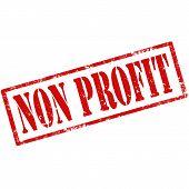 Non Profit-stamp