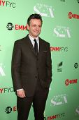LOS ANGELES - APR 29:  Michael Sheen at the