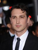 LOS ANGELES - MAR 18:  Ben Lloyd-Hughes arrives to the 'Divergent' Los Angeles Premiere  on March 18