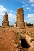 Syria - Tartus Ancient Place Amrit