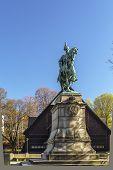 Statue Karl Xv, Stockholm