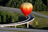 Hot Air Ballooning Highway