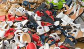 Loads Of Children Shoes
