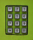 Phone Number Pad