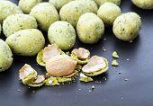 Wasabi Seaweed Coated Peanuts