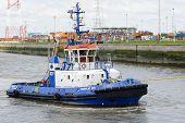 Tugboat Fairplay XIV