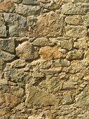 Old stony wall, retro background