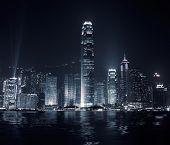 City Landmark Of Hong Kong poster