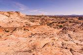 Utah Rocky Landscape