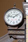 Clocks Of Mendeleev In St. Petersburg, Russia