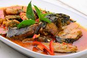 Spicy Fried Stir Catfish