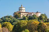 The Monte dei Cappuccini in Turin