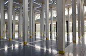 Malaysia national mosque at Kuala Lumpur