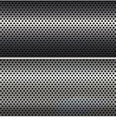 Metal mesh background.