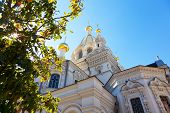 Pokrovsky Cathedral in Sevastopol the Crimea Russia