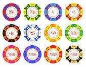 Uk Casino Chips