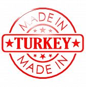 Made In Turkey Red Seal