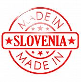 Made In Slovenia Red Seal