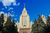 University at Moscow Russia - education architecture background