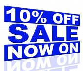 Ten Percent Off Represents At This Time And Cheap