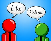 Like Follow Shows Recommend Liked And Web