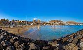 Beach in Tenerife island - Canary Spain