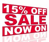 Fifteen Percent Off Shows At This Time And Closeout