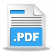 Pdf File Indicates Files Document And Folder