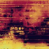 Grunge colorful background. With yellow, brown, red, orange patterns