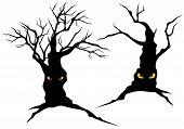 Creepy Monster Trees