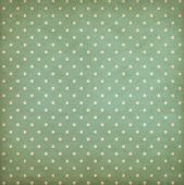 polka dot blue or cyan pattern on old wallpaper