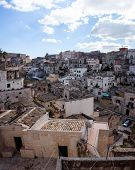 Matera Cityscape