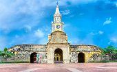 Clock Tower - Cartagena, Colombia