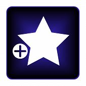 Add To Favorites Icon