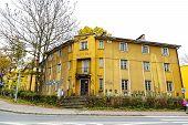 Brick Building Dating From 1925 In Zakopane