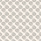 Seamless pattern. Repeating hand drawn spiral background