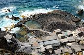 picture of canary  - Aerial View Of El Hierro Canary Island Spain - JPG