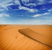 foto of nubian  - Sand Dunes Landscape - JPG