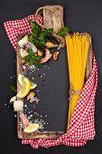 foto of italian parsley  - Italian Food - JPG