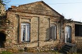 pic of stone house  - Old stone house in Telavi - JPG