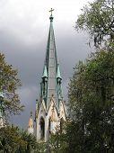Historic Church Steeple 5 poster