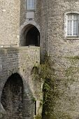 Castle At Boulogne. France