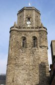 Medieval Tower In Boulogne. France